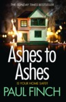 Ashes to Ashes - Paul Finch (Paperback)