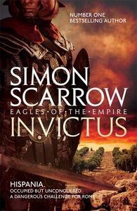 Invictus - Simon Scarrow (Paperback) - Cover
