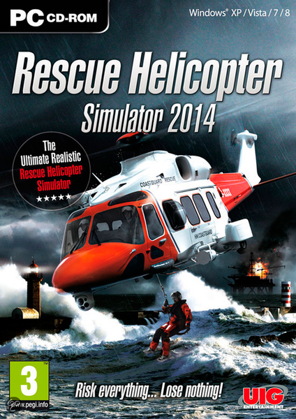 Steam greenlight:: helicopter simulator: search and rescue.