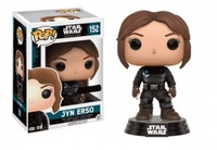 Funko Pop! Star Wars - Rogue One - Jyn Erso Imperial Disguise Vinyl Figure - Cover