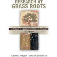 Research At Grass Roots 4 - H. Strydom (Paperback)