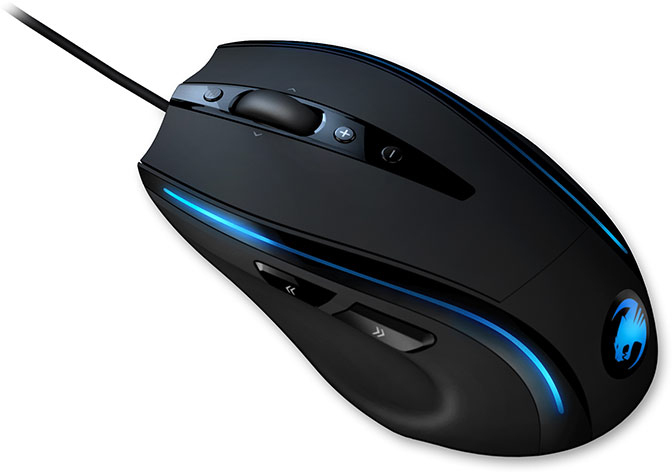 Drivers for ROCCAT Kone+ Mouse