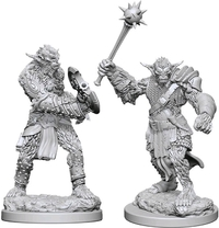 Dungeons & Dragons - Nolzur's Marvelous Unpainted Minis: Bugbears - Cover