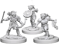 Dungeons & Dragons - Nolzur's Marvelous Unpainted Minis: Goblins - Cover