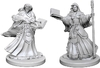 Dungeons & Dragons - Nolzur's Marvelous Unpainted Minis: Human Female Wizard