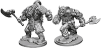 Dungeons & Dragons - Nolzur's Marvelous Unpainted Minis: Orcs - Cover