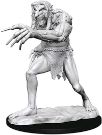 Dungeons & Dragons - Nolzur's Marvelous Unpainted Minis: Troll - Cover