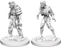 Dungeons & Dragons - Nolzur's Marvelous Unpainted Minis: Zombies - Cover