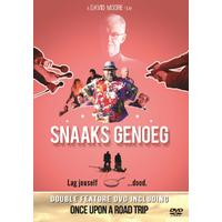 Snaaks Genoeg/ Once Upon A Roadtrip (DVD)