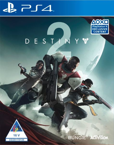 Destiny 2 Releases On September 6, PS4 Gets Exclusive ...