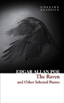 Raven and Other Selected Poems - Edgar Allan Poe (Paperback)
