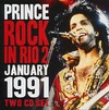 Prince - Rock In Rio 2 - January 1991 (CD)