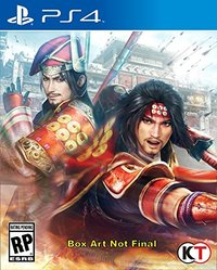 Samurai Warriors: Spirit of Sanada (US Import PS4) - Cover