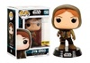 Funko Pop! Star Wars - Rogue One - Jyn Erso Hooded Vinyl Figure 10cm