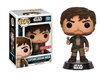 Funko Pop! Star Wars - Rogue One - Cassian In Brown Jacket Vinyl Figure 10cm