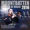 Massed Band of Her Majesty's Royal Marines Portsmo - Mountbatten Festival of Music 2016 (CD)