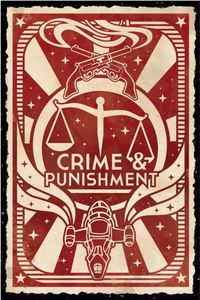 Firefly: The Game - Crime & Punishment Game Booster (Board Game) - Cover