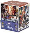 Marvel Dice Masters - Civil War Gravity Feed (90 Boosters) (Dice Game)