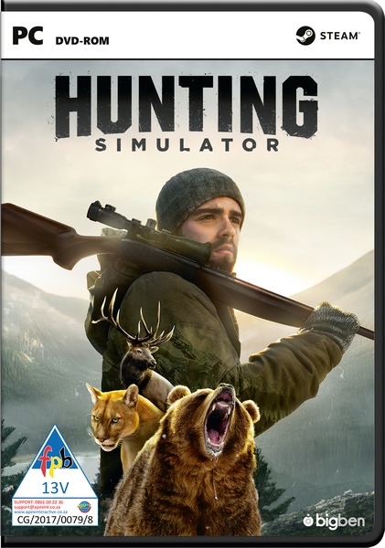 Image result for Hunting Simulator cover pc