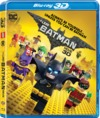 LEGO: Batman Movie (3D Blu-ray) Cover