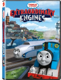 Thomas & Friends: Extraordinary Engine (DVD)