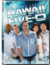 Hawaii Five O - Season 6 (DVD)