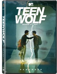 Teen Wolf - Season 6 Part 1 (DVD)