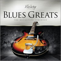 Various Artists - Luxury Collection-Blues Greats (CD) - Cover