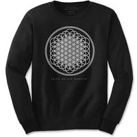 Bring Me The Horizon - Sempiternal Mens Black Long Sleeve Shirt (Large)