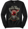 Five Finger Death Punch - Zombie Kill Mens Black Long Sleeve (X-Large)