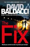 The Fix - David Baldacci (Trade Paperback)