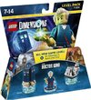 LEGO Dimensions: Doctor Who Level Pack (For PS3/PS4/Xbox 360/Xbox One)