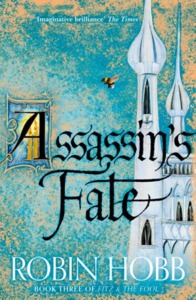Assassin's Fate - Robin Hobb (Hardcover) - Cover