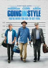 Going in Style (DVD) - Cover