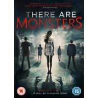 There Are Monsters (DVD)