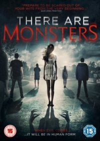 There Are Monsters (DVD) - Cover