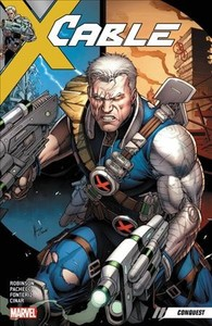 Cable 1 - James Robinson (Paperback) - Cover