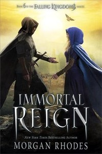 Immortal Reign - Morgan Rhodes (Hardcover)