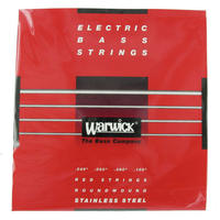 Warwick 42210ML 40-100 Red Label Bass Strings