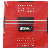 Warwick 42210ML 40-100 Red Label Bass Strings - Cover