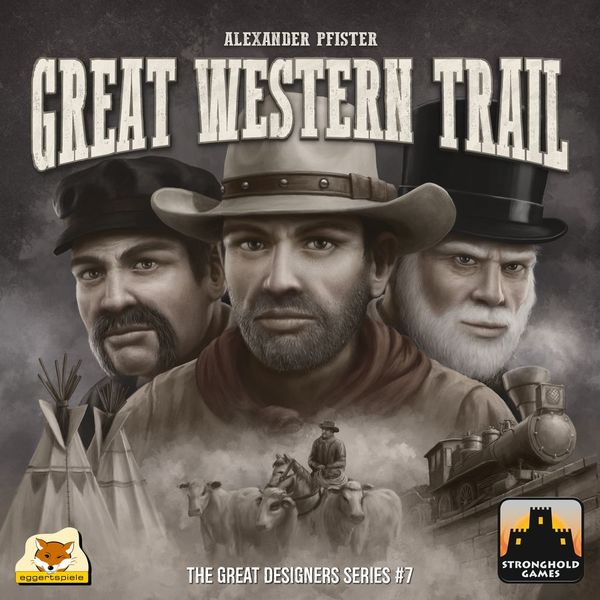 Great Western Trail (Board Game)