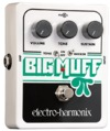 Electro-Harmonix Big Muff Pi Classic Fuzz Pedal With Tone Wicker