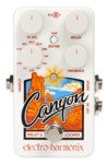 Electro-Harmonix Canyon Delay/Looper Pedal (Including Power Supply)
