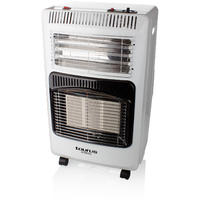Taurus - Electric & Gas Aluminium 4200W Hibrido Heater
