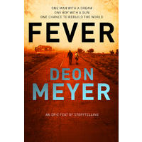 Fever - Deon Meyer (Trade Paperback)