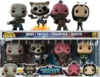 Funko Pop! Marvel - Guardians of the Galaxy Vol 2 Pack of 4 Vinyl Figures