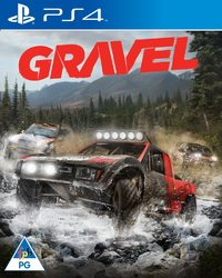 Gravel (PS4) - Cover