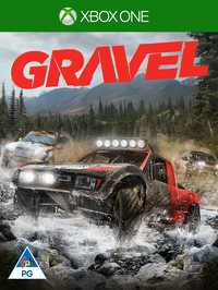 Gravel (Xbox One) - Cover