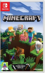 Minecraft - Nintendo Switch Edition (Nintendo Switch)