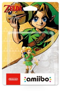 Nintendo amiibo - Majora's Mask (For 3DS/Wii U/Switch) - Cover
